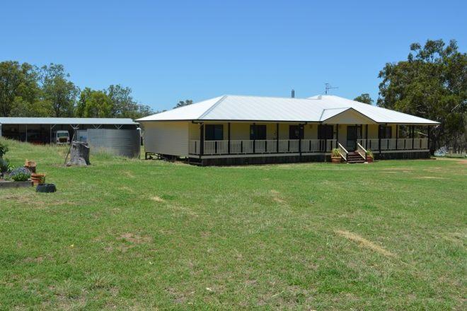 Picture of 165 Volp Road, MERINGANDAN QLD 4352