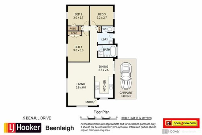 Picture of 5 Benjul Drive, BEENLEIGH QLD 4207