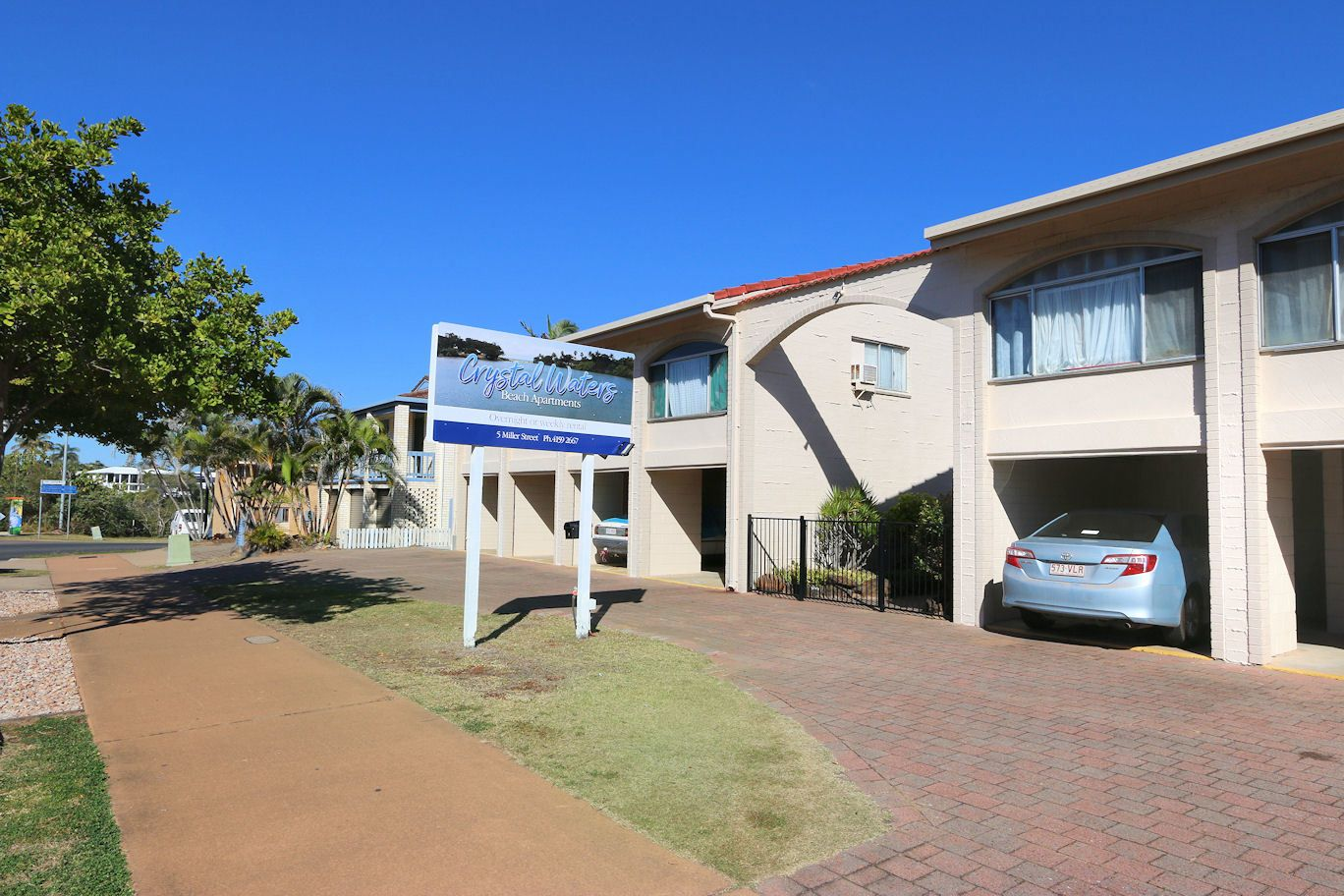 Unit 10/5 Miller St, Bargara QLD 4670, Image 2