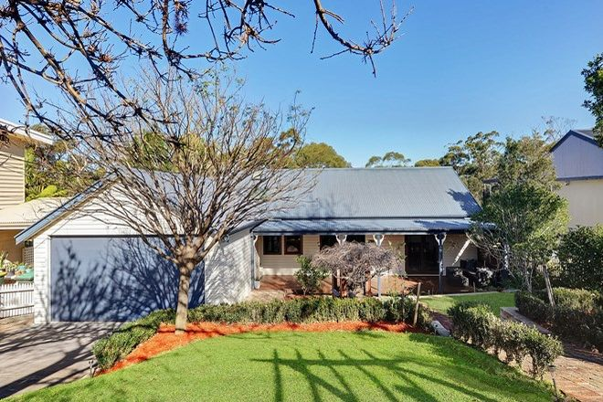 Picture of 58 Ulolo Avenue, HORNSBY HEIGHTS NSW 2077