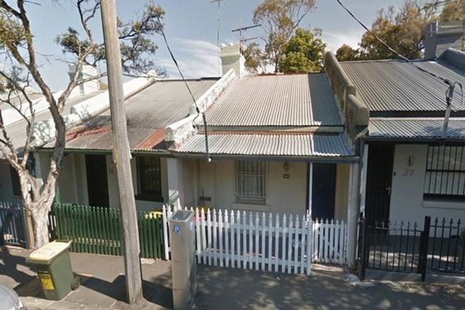 Picture of 29 Little Mount Street, PYRMONT NSW 2009