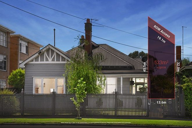 Picture of 135 Epsom Road, ASCOT VALE VIC 3032