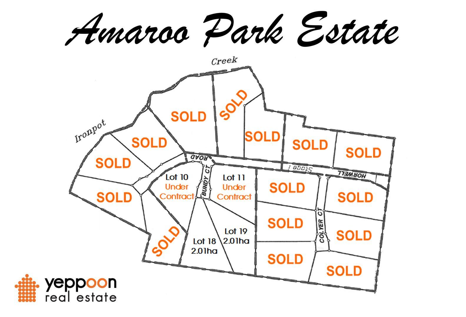 1 Amaroo Park Estate, Horwell Road, Ironpot QLD 4701, Image 1