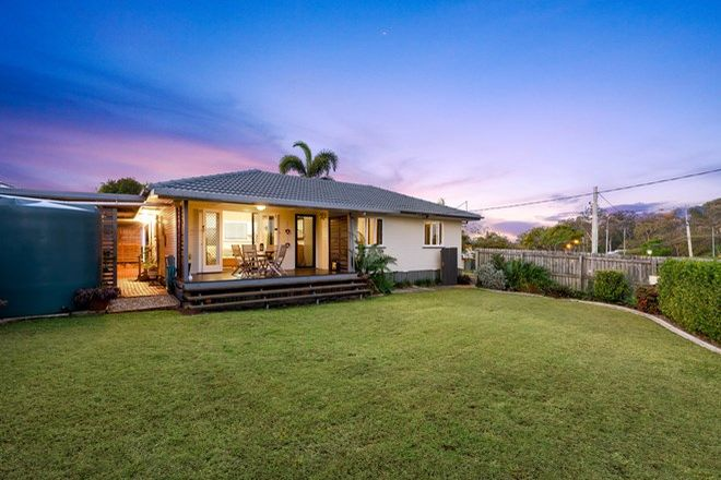 Picture of 243 Wondall Road, WYNNUM WEST QLD 4178
