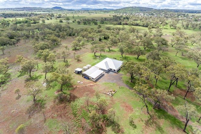 Picture of 78 E Drews Road, WESTBROOK QLD 4350