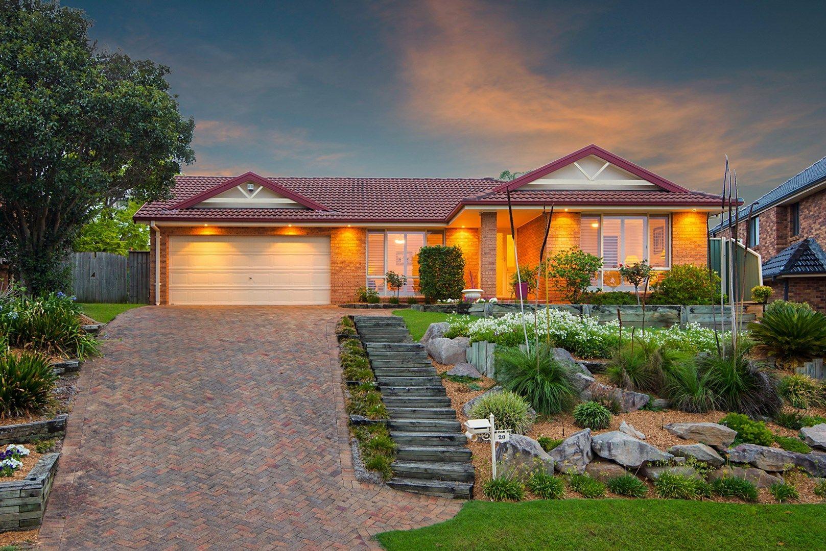 20 Gore Crescent, Bella Vista NSW 2153, Image 0