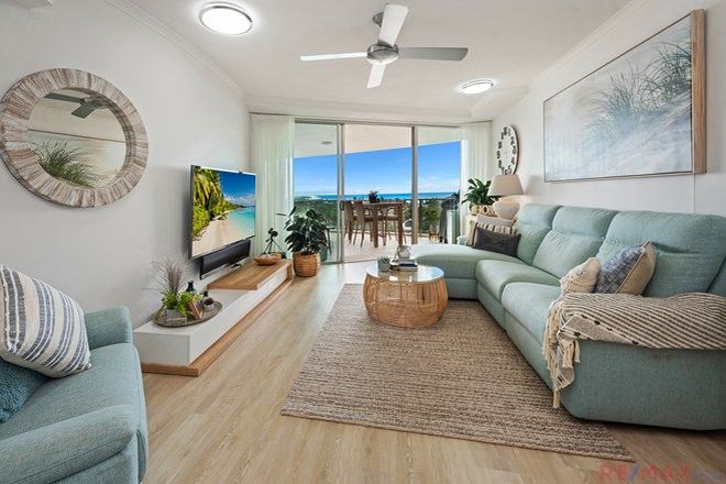 Picture of 606/42 Queen Street, KINGS BEACH QLD 4551