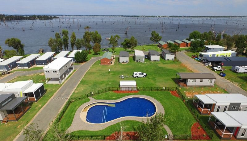 Holiday Cabins Spring Drive, Mulwala NSW 2647, Image 0