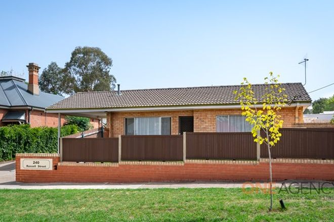 Picture of 240 Russell Street, BATHURST NSW 2795