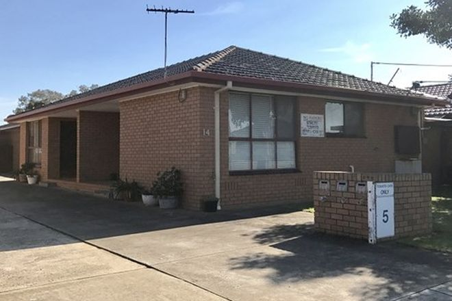 Picture of 1/14 Pagnoccolo Street, WERRIBEE VIC 3030