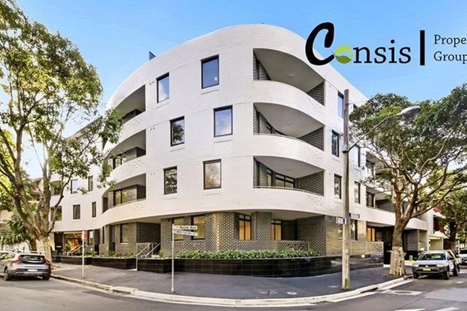 Picture of 102/18-28 Neild Avenue, DARLINGHURST NSW 2010