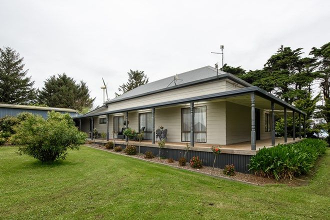 Picture of 210 Silcocks Hill Rd, TOORA VIC 3962