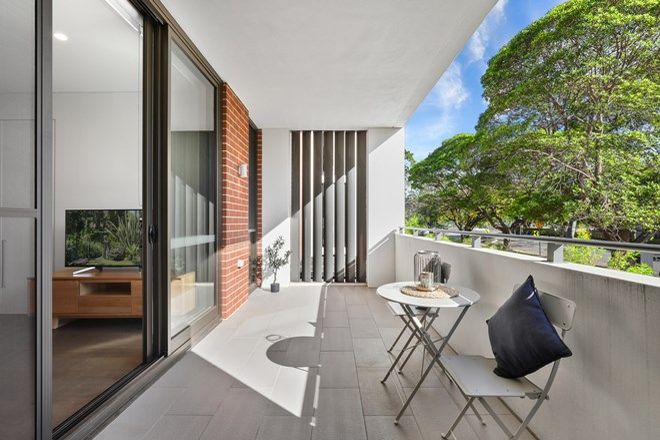 Picture of 110/1 Victoria Street, ROSEVILLE NSW 2069