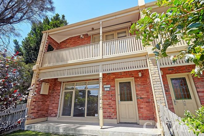 Picture of 14A Cowderoy Street, ST KILDA WEST VIC 3182