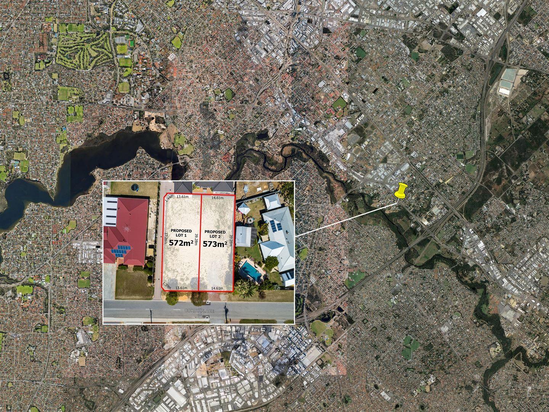 Lot 2/8 Cordy Place, Beckenham WA 6107, Image 1