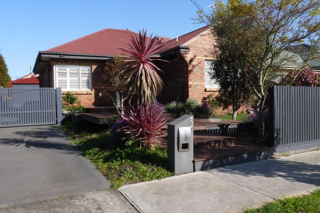 Picture of 3 Dorothy St, PASCOE VALE VIC 3044