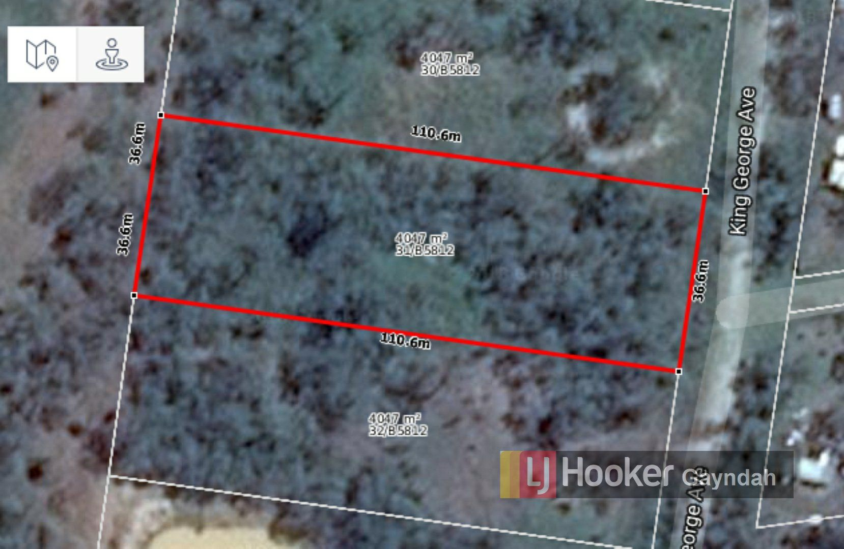 Lot 31 King George Ave, Byrnestown QLD 4625, Image 0