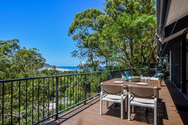 Picture of 37 Headland  Road, BOOMERANG BEACH NSW 2428