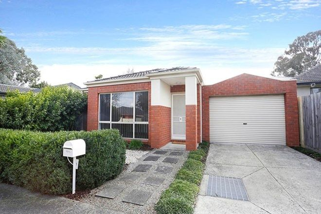 Picture of 1 Strahan Court, BORONIA VIC 3155