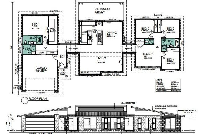 Picture of Lot 5 Parklands Estate, FERNVALE QLD 4306