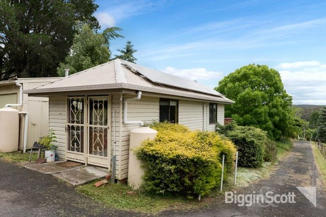 Picture of 73B Duke Street, DAYLESFORD VIC 3460