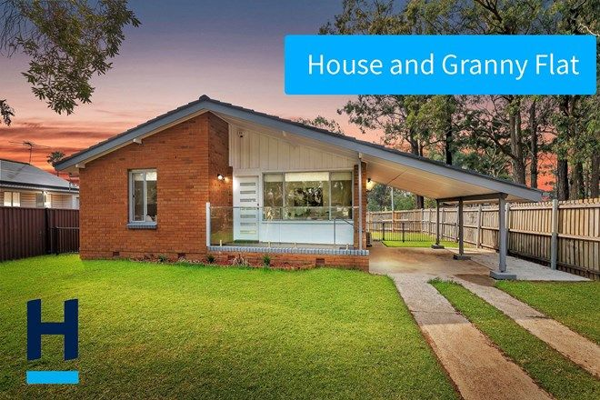 Picture of 36 & 36a Adelphi Crescent, DOONSIDE NSW 2767