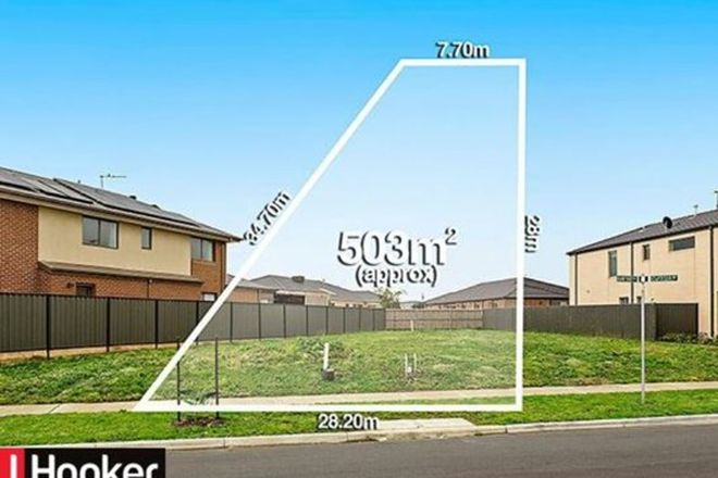 Picture of 21-23 Burford Way, CRANBOURNE NORTH VIC 3977
