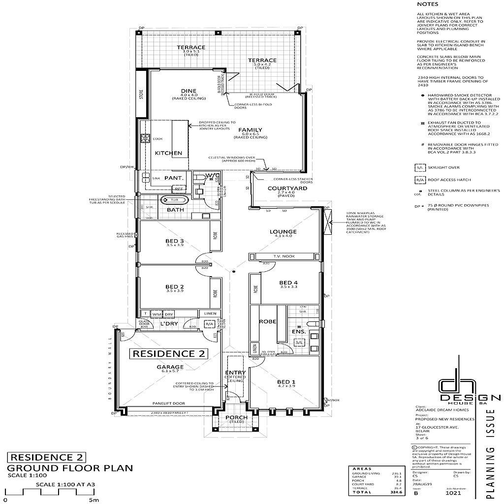 17a & 17b Gloucester Avenue, Belair SA 5052, Image 1