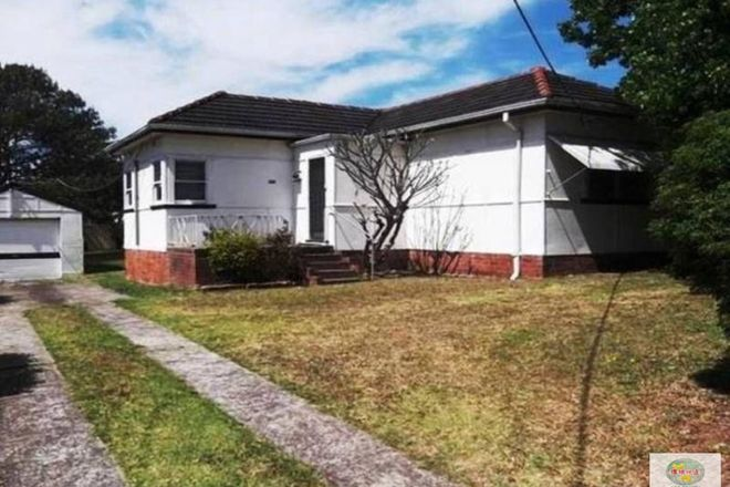 Picture of 128 Chetwynd Road, MERRYLANDS NSW 2160