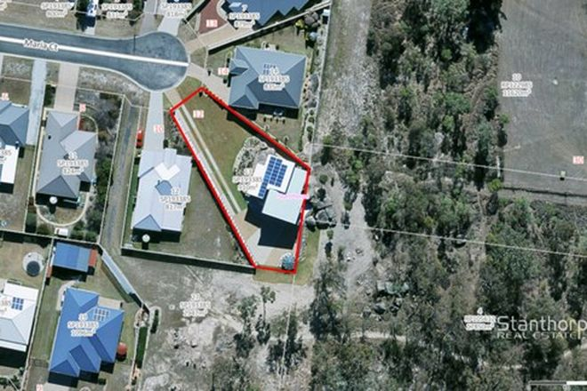 Picture of 12 Maria Court, STANTHORPE QLD 4380