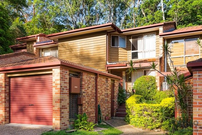 Picture of 7/43 Moordale Street, CHAPEL HILL QLD 4069