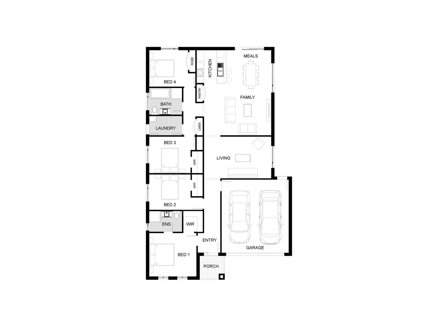 Lot 3007 Madisons Avenue, Diggers Rest VIC 3427, Image 1