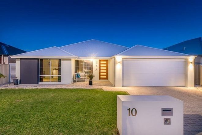 Picture of 10 Cheviot Way, BURNS BEACH WA 6028