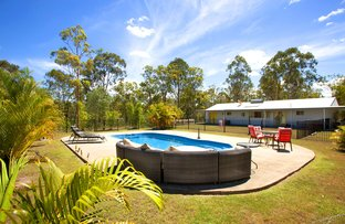 Picture of 990 Round Hill Rd, Captain Creek QLD 4677
