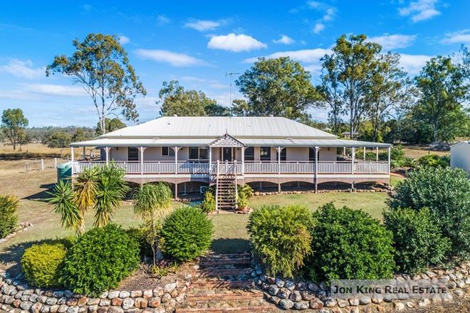 Picture of 57 Milbong Road, MILBONG QLD 4310