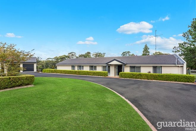 Picture of 7 Sorbello Place, KENTHURST NSW 2156