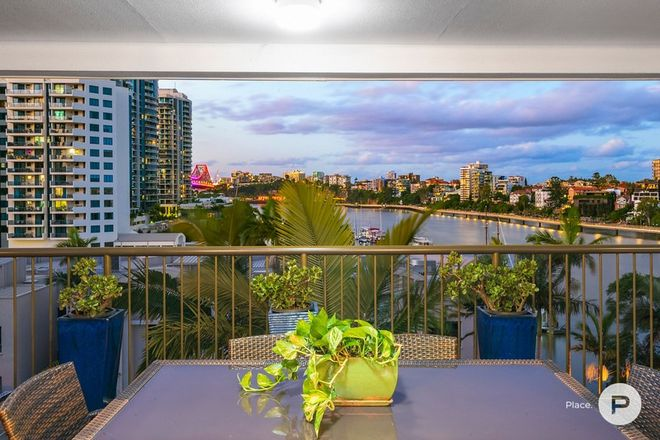 Picture of 7/77 Cairns Street, KANGAROO POINT QLD 4169