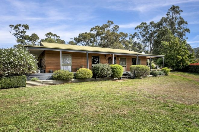 Picture of 35 Messmate Road, FLOWERDALE VIC 3717
