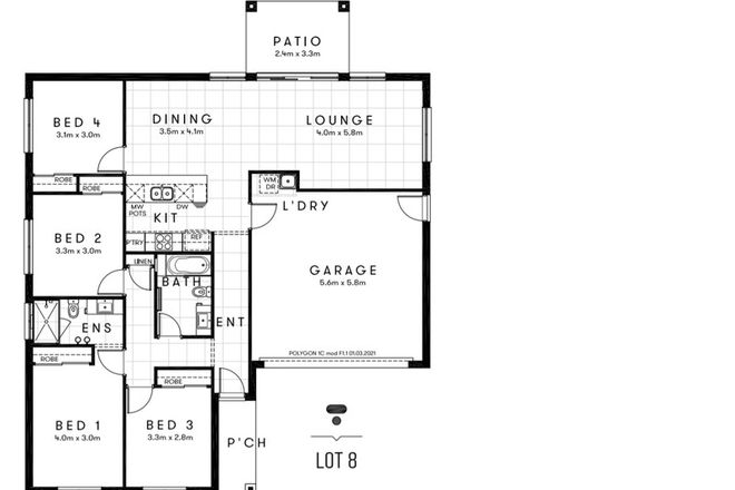 Picture of LOT 8/265 North Liverpool Road, BONNYRIGG NSW 2177