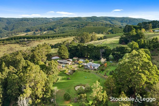 Picture of 1615 Callignee South Road, CALLIGNEE VIC 3844