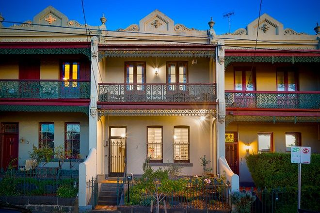 Picture of 3 Hodgkinson Street, CLIFTON HILL VIC 3068