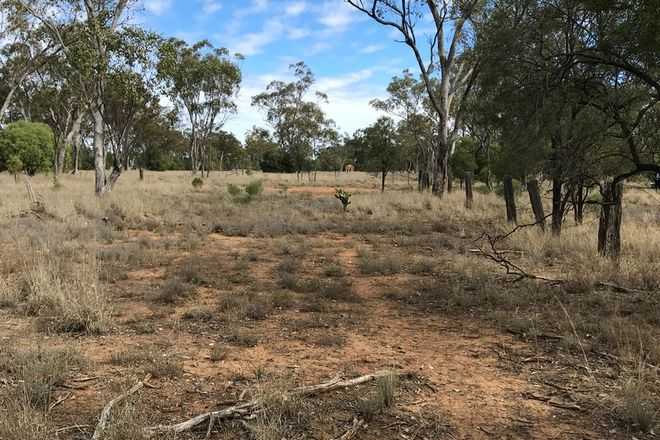 Picture of 24 - 27 Unnamed Off Railway Road, MUNGALLALA QLD 4467