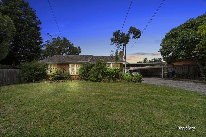 Picture of 8 Armstrong Road, BAYSWATER VIC 3153