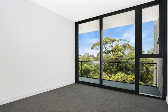 Picture of 505/25 Marshall Avenue, ST LEONARDS NSW 2065
