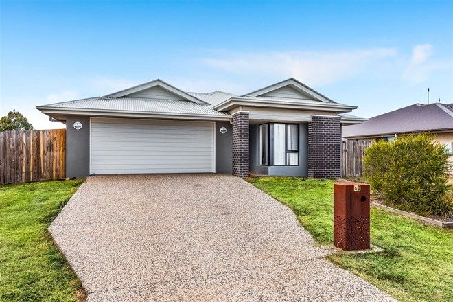 Picture of 40 Weebah Place, CAMBOOYA QLD 4358