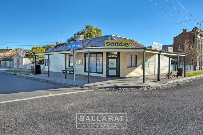 Picture of 13 Ballarat Street, TALBOT VIC 3371
