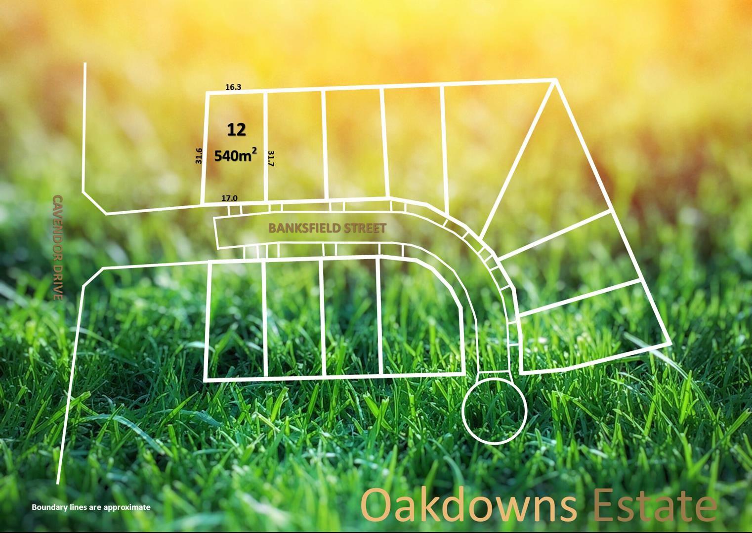 Lot 12 Oakdowns Estate, Rokeby TAS 7019, Image 0