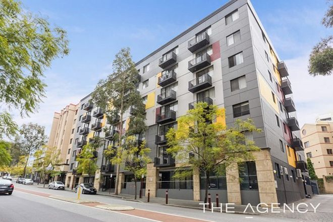 Picture of 27/190 Hay Street, EAST PERTH WA 6004