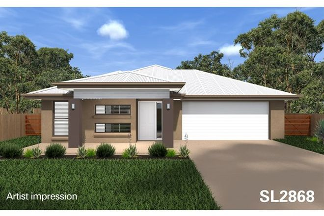Picture of Lot 1321 Anson Street, BENTLEY PARK QLD 4869