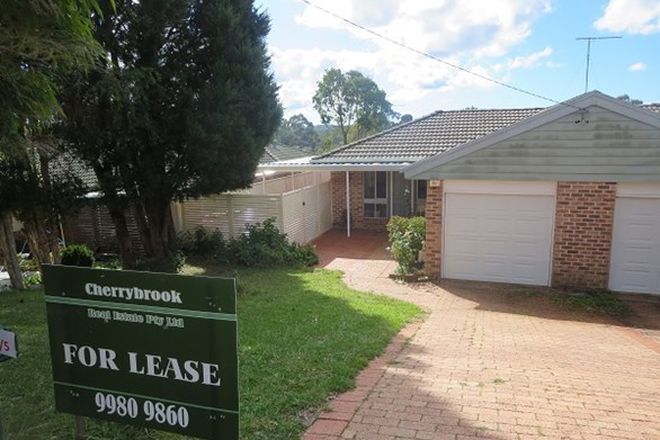 Picture of 1/5 Haven Court, CHERRYBROOK NSW 2126